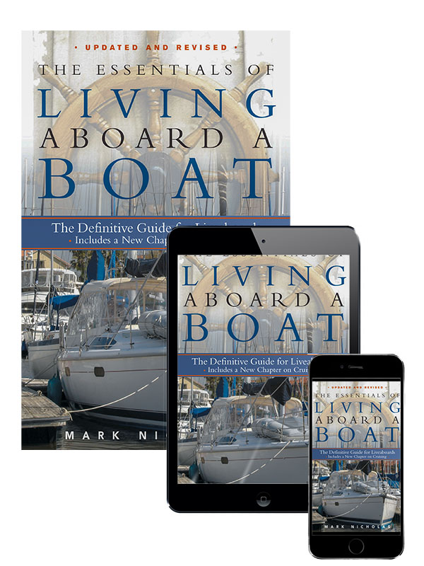 Living Aboard a Boat (eBook+Softcover Bundle)